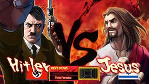 Hitler VS Jesus