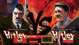 HITLER VS NICE HITLER