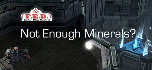 Not Enough Minerals? by Pazero