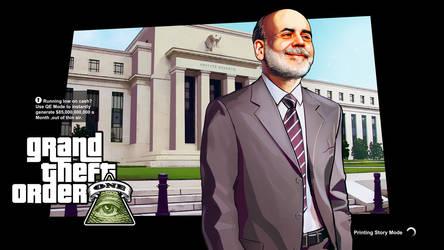 GTA5 ? Ben Bernanke ? by Pazero
