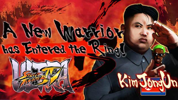 Kim Jong Un New Warrior