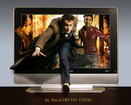 Doctor Who, Ten-Martha TV