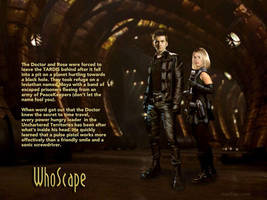 WhoScape by macfran