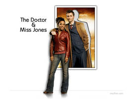 The Doctor and Miss Jones by macfran