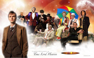 Time Lord Heaven by macfran