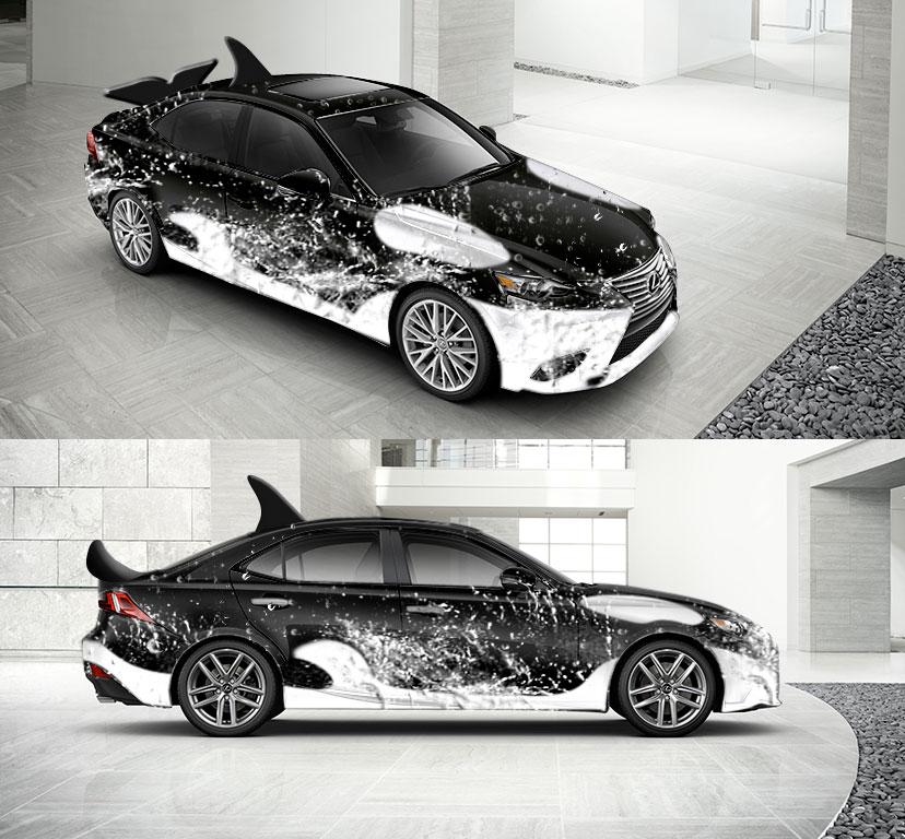 Lexus Orca by macfran