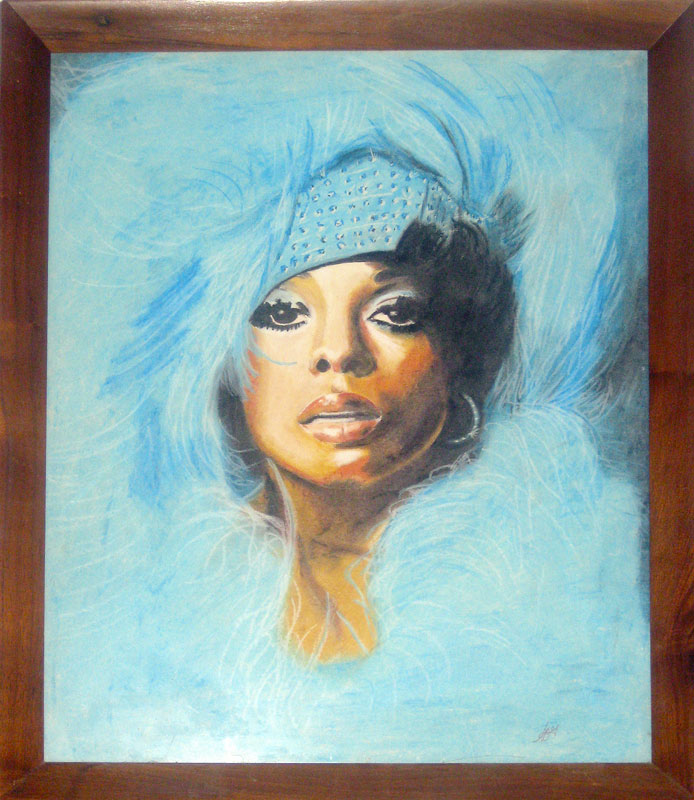 Diana-Ross by macfran