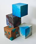 Elemental Cubes (Rear)