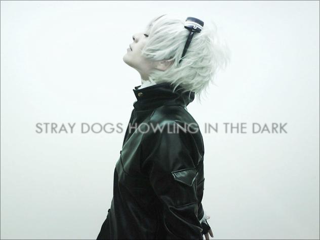 Heine howling in the dark. by jyudaime