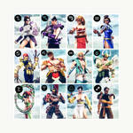 Zodiac Warriors - Soul Calibur V