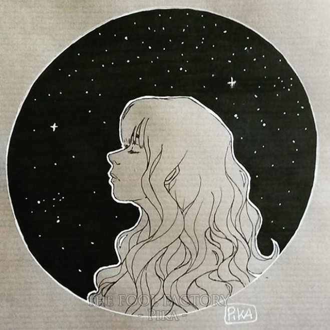 Open Your Eyes And Really See Stars >> Open Your Eyes And Look At The Stars By The Fool Factory On Deviantart