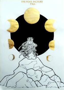 Inktober #14 - Pika [Clock + Andromeda]