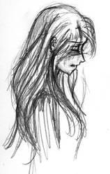 tears -sketch- by Edendreams