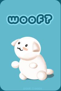 Woof? by mooichan
