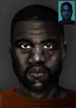 Kanye Portrait