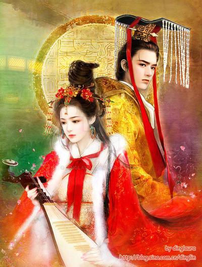 Zhaojun Departs the Frontier by dinglaura