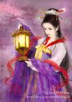 palace lantern