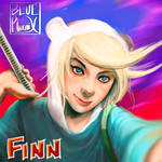 Finn from Adventure Time #2