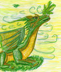 Dragon Spirit - Contest Entry by niiary