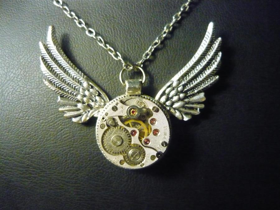 Angel Wings by lollollol2