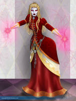 City of Heroes - Illusionist by lilyinblue