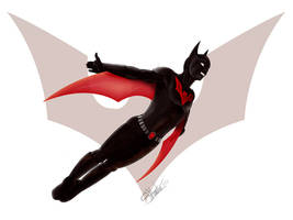Batman Beyond - Terry McGinnis - BatJam 2011 by lilyinblue