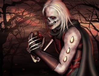 Walkar, The Abomination by lilyinblue
