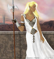 Faendryl Guard by lilyinblue