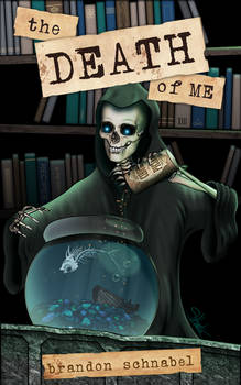 'The Death of Me' - Cover Art