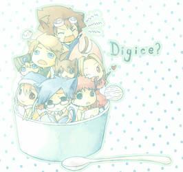 Digice? by eevee-moon