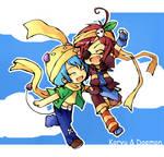 RL Commission: Koryu + Daemon