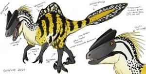 Dinosaur Hybrid Design