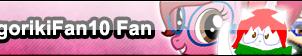 PogorikiFan10 Fan Button by PogorikiFan10