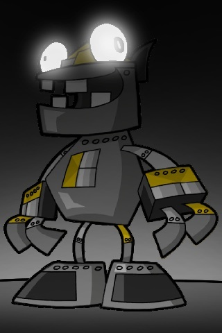 Mixels cragsters max in fnaf creepy version by pogorikifan10 on