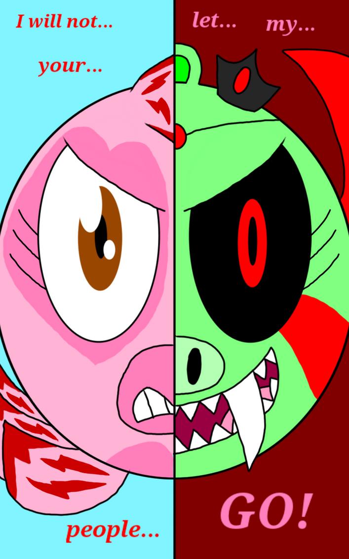 angry birds and bad piggies - plaguepogorikifan10 on deviantart