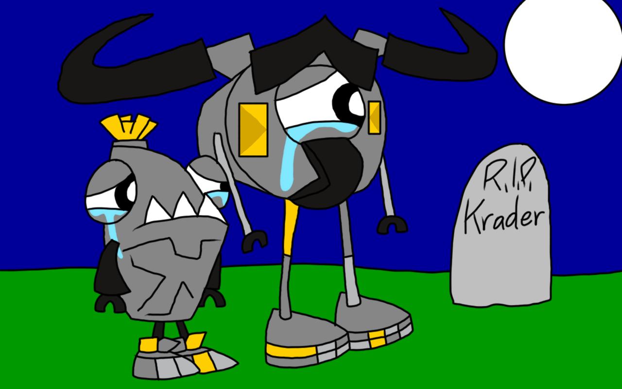 Krader's Funeral RP/Art Jam By PogorikiFan10 On
