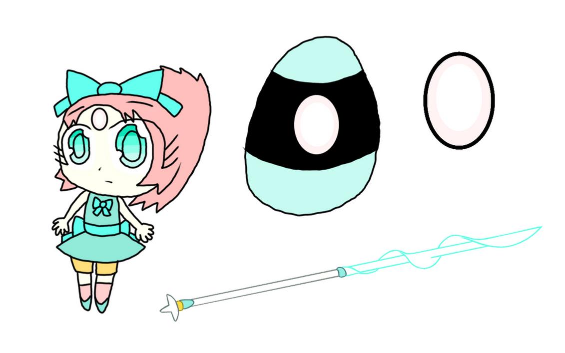 SU x SC - Gem Guardian Character: Pearl by PogorikiFan10 ...