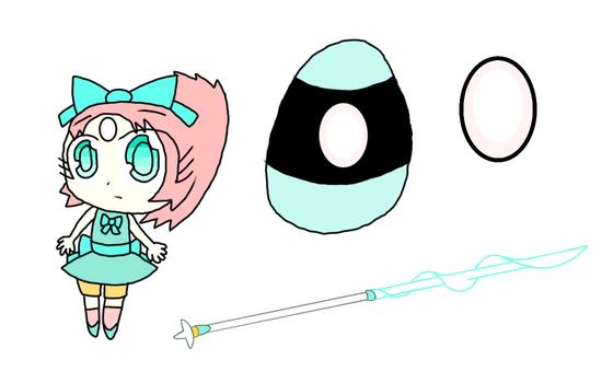 SU x SC - Gem Guardian Character: Pearl