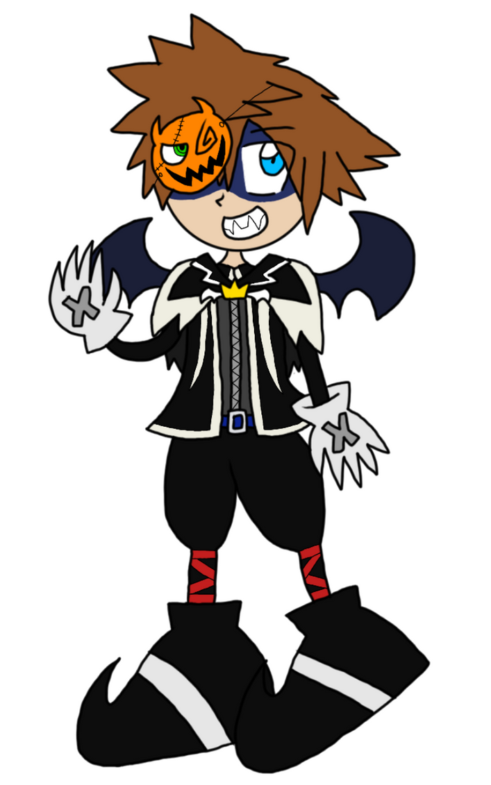 Kingdom Hearts - Halloween Town Sora by PogorikiFan10 on DeviantArt