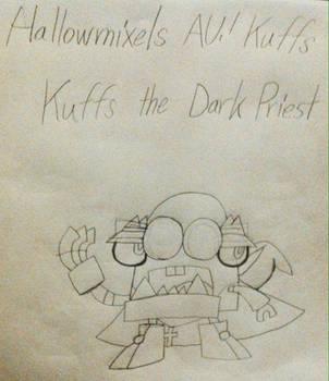 Kuffs the Dark Priest by PogorikiFan10