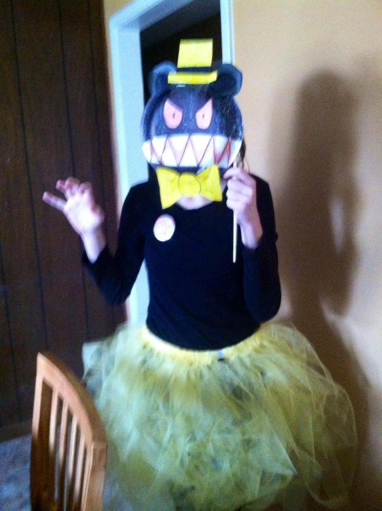 My Nightmare (FNAF 4) Cosplay/Halloween Costume by PogorikiFan10 ...
