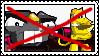 Anti Kraslo Stamp by PogorikiFan10