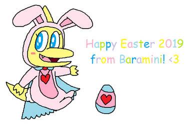 Happy Easter 2019 by PogorikiFan10