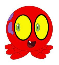 SHNTExFNAF - Animatronic Squid Baron