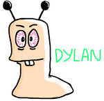 Dylan the Garden Worm