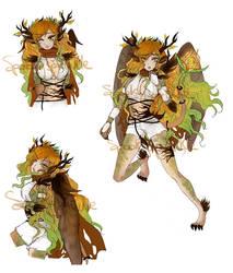 ANNE Custom for Ninjachro985 by spookysprinkle