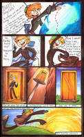 Push the  Envelope- PG 2 by Elixirmy