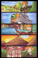 Push the  Envelope- PG 3 by Elixirmy