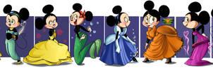 The Disney Princess by Elixirmy