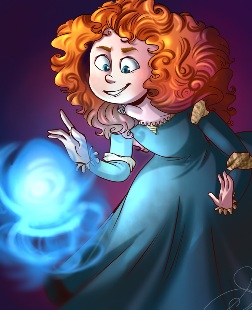 Merida by Elixirmy